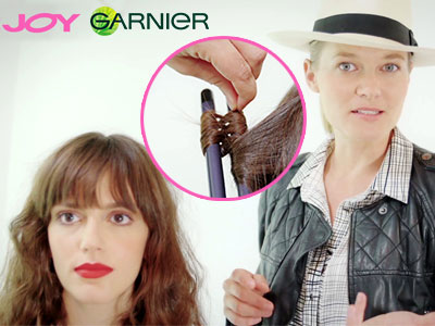 JOY Garnier Styling-Tutorial